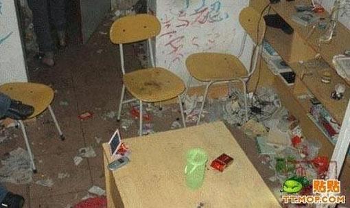 ゴミ溜め学生寮