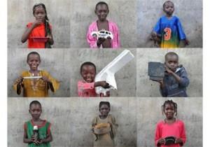 貧しい国の貧しい子供達が大切にしているオモチャがなんとも切ない
