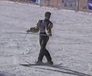 かつてのオリンピック競技「バレエスキー」
