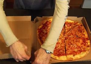 画期的なピザ箱