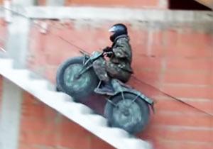 軽量全地形型ロシアンバイク