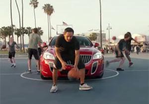車とバスケットボールがリズムセッション