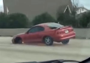捨て身のフォードマスタング