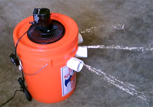 節電クーラーを自作する方法