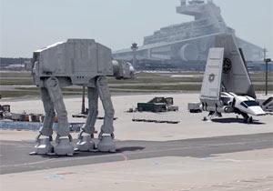 フランクフルト空港がスターポートに