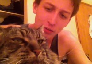 猫に嫌われまくりの飼い主
