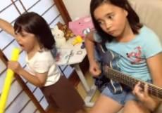 ロックスミス少女とデス声の妹