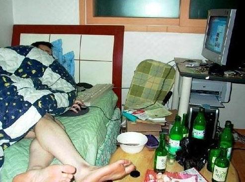 韓国のネトゲ中毒
