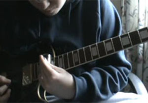 F1サウンドをギターで再現