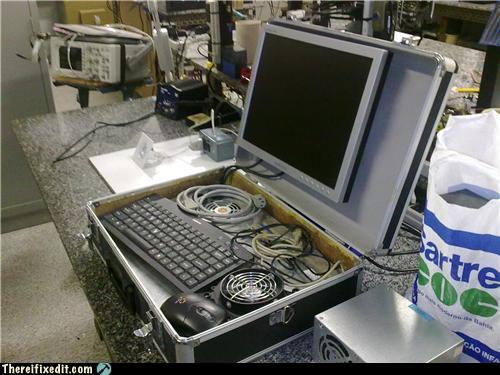 アナログでコンピューターをチューンナップ