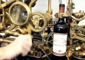 アナログワイン注入マシン