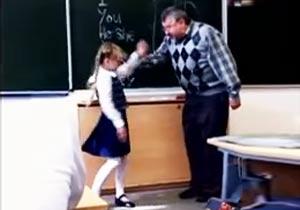 叱られ中の生徒が先生に反撃