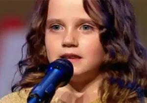 9歳の少女が歌うオペラがすごすぎる