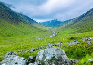 美しすぎるアイスランドのタイムラプス