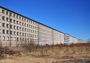 ナチスの勢力を裏付ける超巨大保養施設「プローラ」