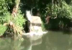 究極の水陸両用車