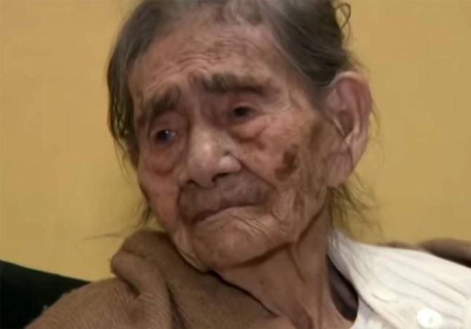 メキシコの127歳の女性